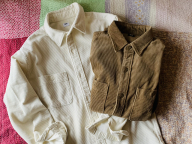 ユニクロのコーデュロイシャツという神名品