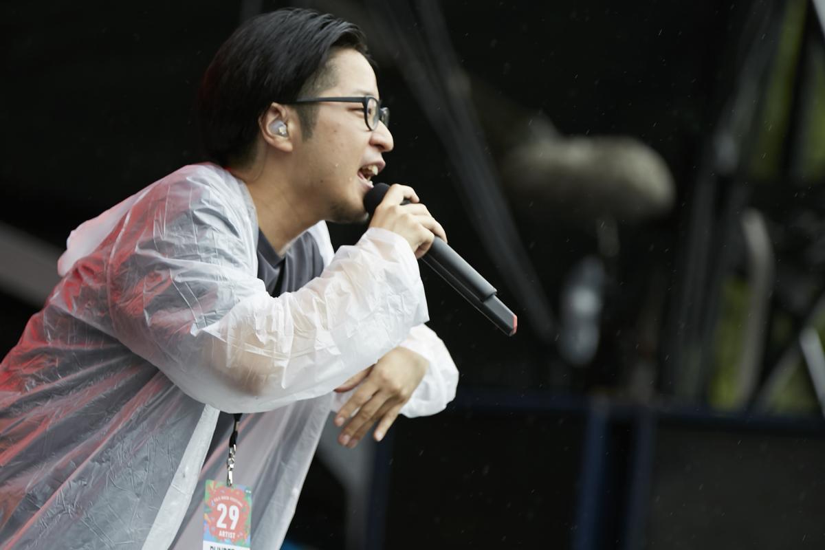 PUNPEE Ⓒ Yasuyuki Kasagi