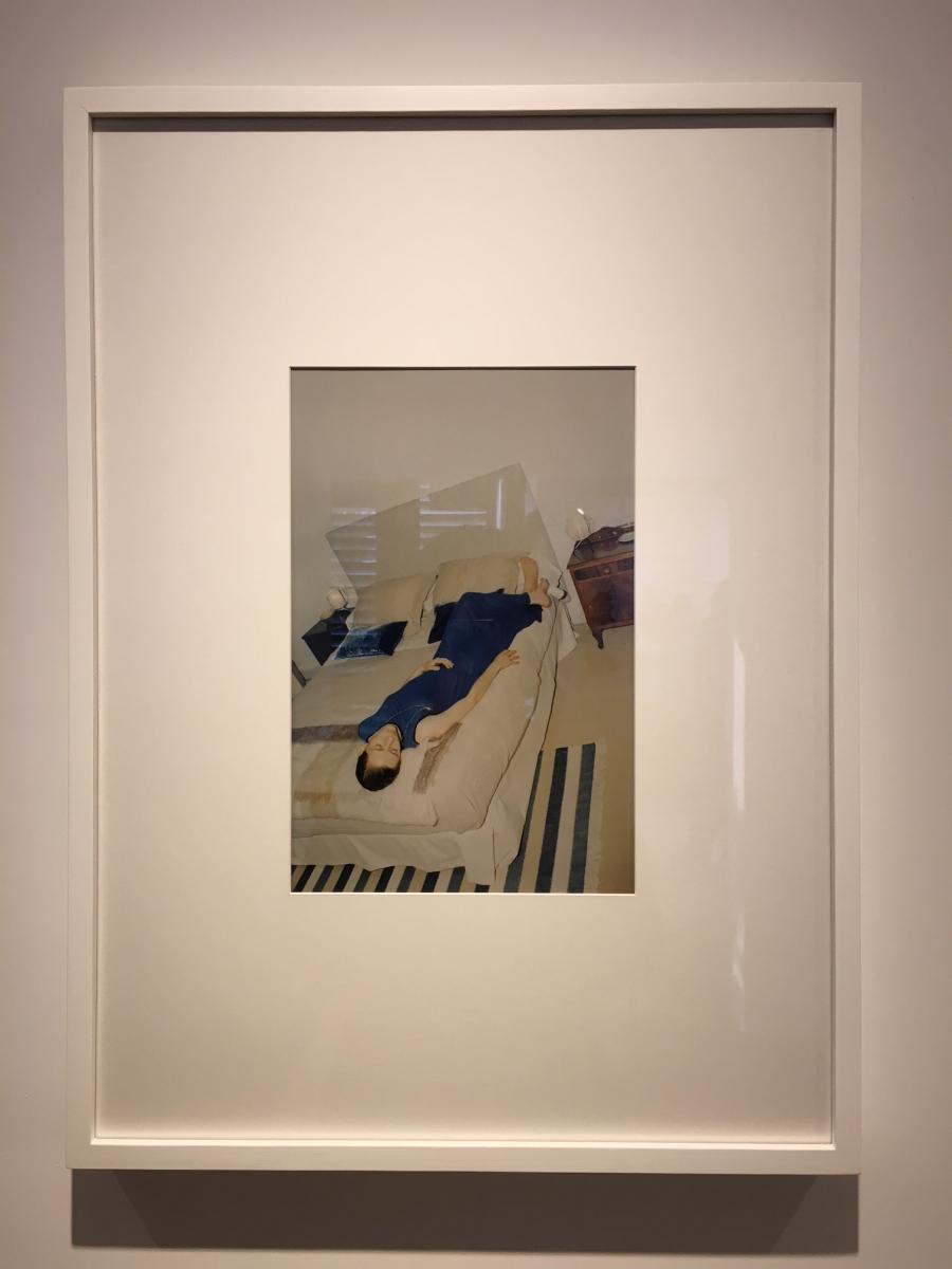 こちらはセルフ・ポートレートの一連。1992年、スペイン生まれのココ・キャピタン。