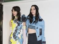 マリアカルラとジェイミー@Versace