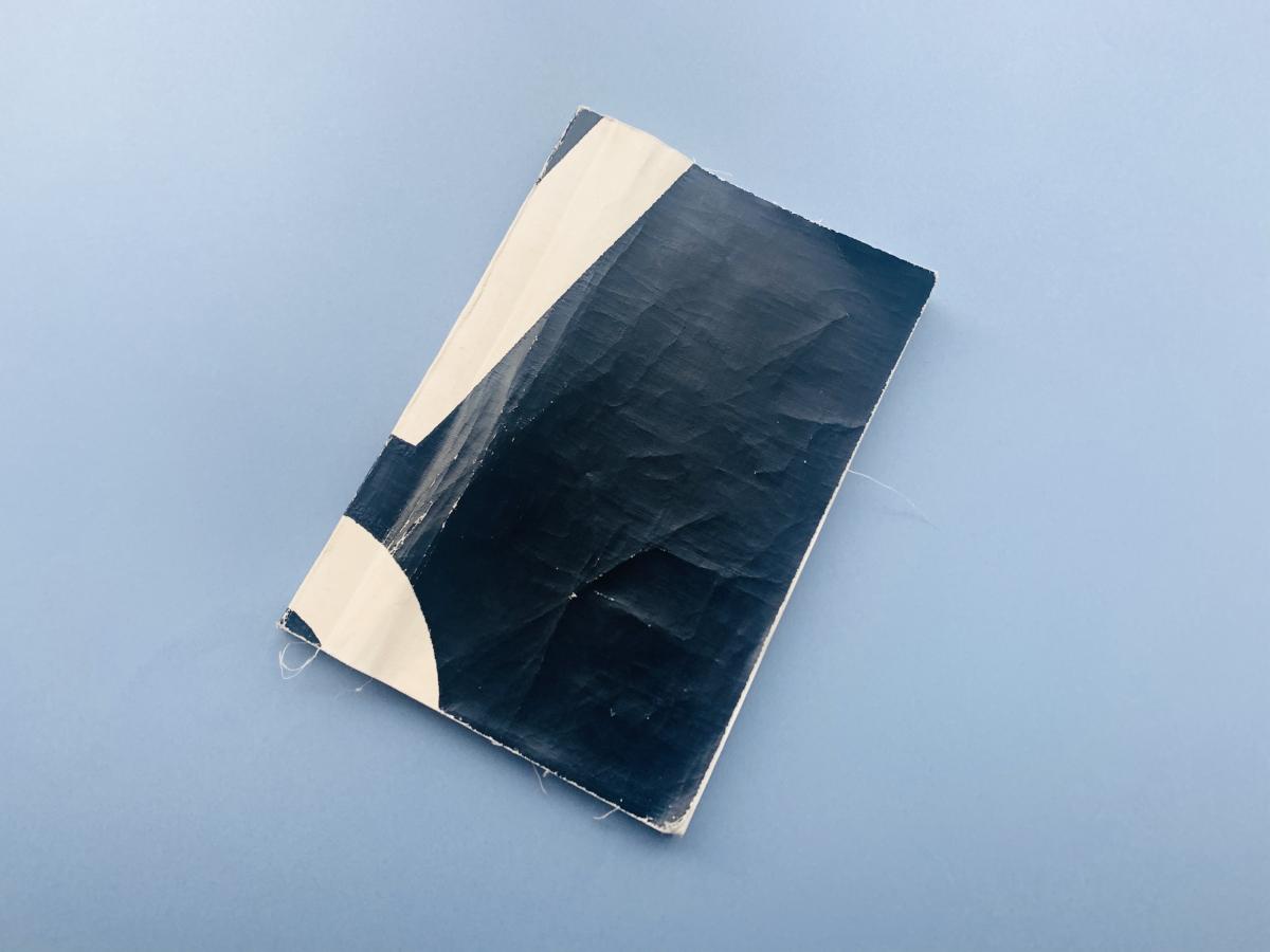 こちらは今回の撮影に登場する日記帳です