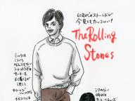 [vol.77] 60年代のクラブバンド時代、チェルシー・ブーツを履いていたローリング・ストーンズがかっこよかった
