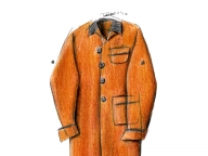 ファセッタズムのショップコート ― プレゼントした服 ―