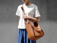 7月19日/編集H/表情豊かな「ハンモック バッグ」