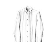 白いシャツ ― 大好きな人が着ていた服 ―