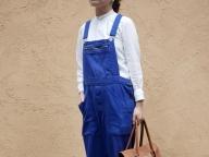 8月31日/プレスY/ヴィンテージデニムを上品に着る