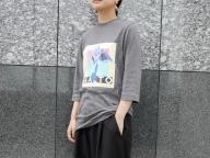 7月6日/編集S/ストリートなグラフィックTシャツ