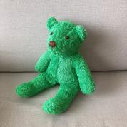 赤ちゃんのファーストフレンドに、上質タオルの優しいクマさん #深夜のこっそり話 #1056