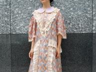 6月22日/編集K/個性派ドレスを楽しむ