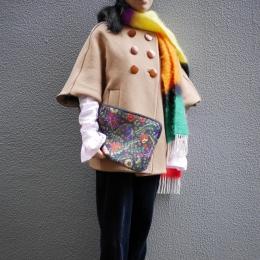 12月29日/ファッションジャーナリストN/冬の装いにハッピーカラーを