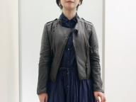 3月23日,プロデューサーN,ヴィンテージライクなドリスの新作ドレス