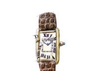カルティエの腕時計 ― いちばん高い服/安い服 ―