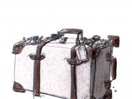 グローブ・トロッターのトランク ― いちばん高い服/安い服 ―