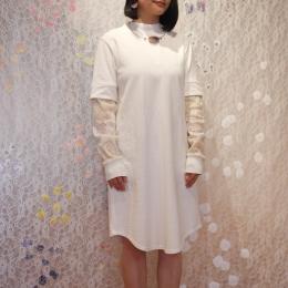 2月3日/デザイナーS/表情豊かな白の着こなし