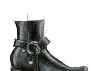 サンローランのブーツ ― いつか欲しい憧れの服 ―