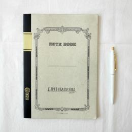 人気イラストレーターに書いてもらった、世界で一冊のツバメノート