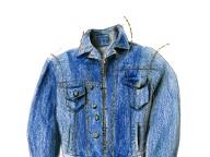 ランバンのジージャン ― いちばん好きな服 ―