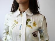 4月28日/編集I/春を呼ぶシルクシャツ