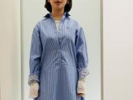 3月17日,編集K,シルエットが変化するシャツドレス