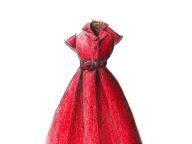 赤いワンピース ― いつか欲しい憧れの服 ―