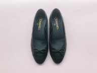 憧れのシャネルの靴 in PARIS
