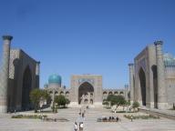 ウズベキスタンと、旅した気持ちになれる本