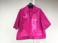 アンダーカバーのピンク色に元気をもらう