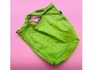 レジ袋有料化の日々に便利な「グラナイトギア」のエコバッグ