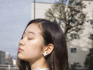 チャーミングな17歳から、紛れもない女優魂を感じ取る-森田 想