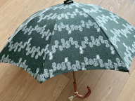 日傘なしでは生きられなくて、夏。