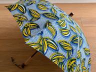 念願の日傘をウキウキショッピング