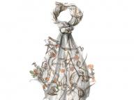 アレキサンダー・マックイーンのストール ― いちばん好きな服 ―