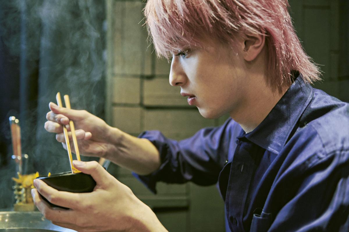 どのような鍋だったのかは、誌面をお楽しみに!(撮影/Takemi Yabuki〈W〉)