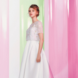 NOVARESE モードな花嫁のためのドレス vol.15