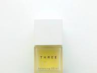 一家に一本。THREEのオイル美容液が素晴らしい!