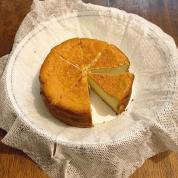 このチーズケーキ、ただものではない