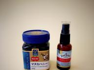 寒い日の風邪予防には、天然のお薬「マヌカハニー」