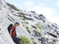 井之脇海さん連載最終回は、甲斐駒ヶ岳へ!