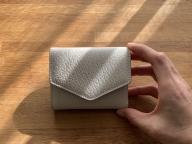 マルジェラのコンパクト財布が、私の最適解でした