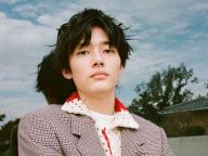 Kaitoさん、SPUR2月号でドラムを鳴らします!