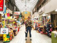 [vol.15]号外! 沖縄からレポート。人気のエコバッグに、那覇の名物デパートが仕掛けるファッションショーとは?