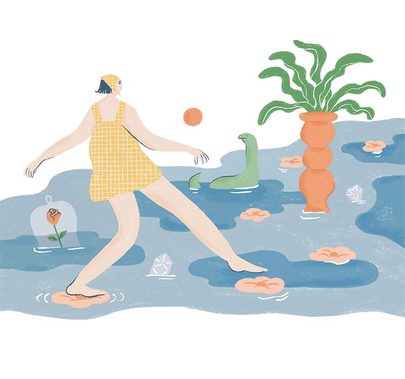 illustration: Kaoru Konagai