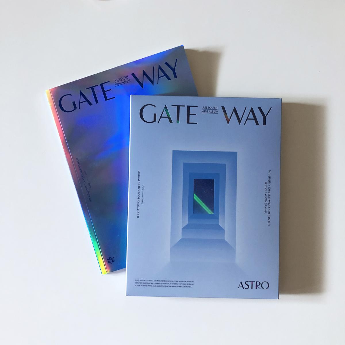ミニアルバム『GATEWAY』も発売中です!