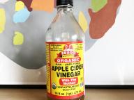りんご酢生活、はじめてみました
