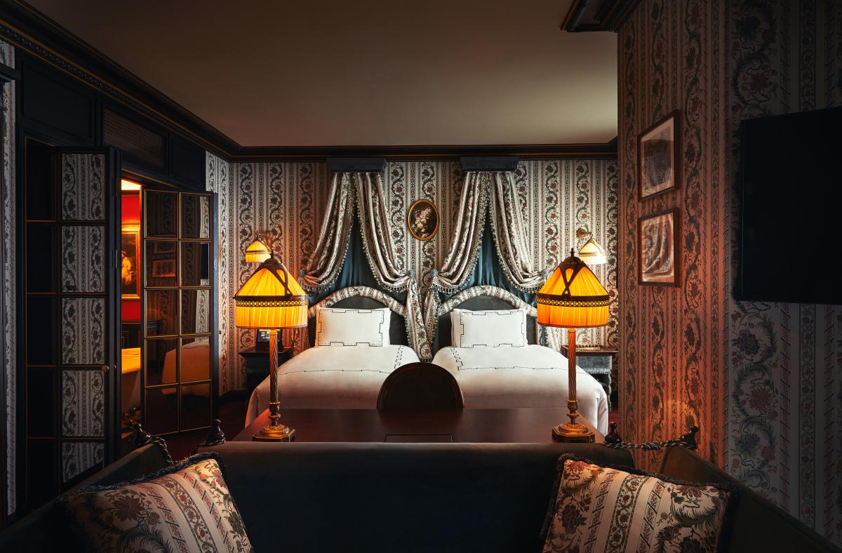 こちらは「Premier Suite Room」。