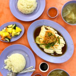[vol.28]「チキンチキンますい猛レース!」シンガポール海南鶏飯
