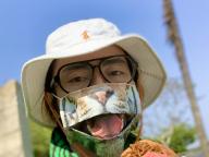 [vol.44] 緊急企画! おしゃれなマスクで、楽しくコロナを切り抜けろ