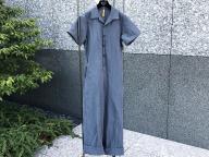 MAN-TLEのジャンプスーツは365日服