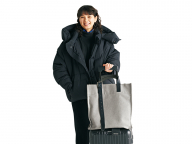 スーツケース必須!「預ける」私の機内セット【中津由利加さん編】