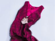 大学の入学式で着たドレス/ 夏川イコさん